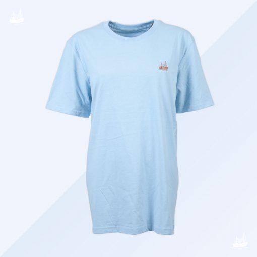 T-Shirt - Unisex - Hellblau