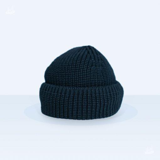 Skipper Merinowolle - marineblau