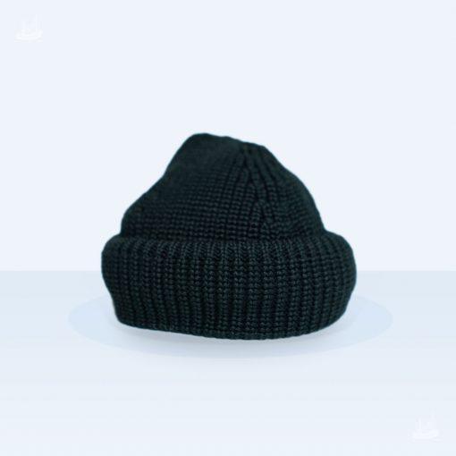 Skipper Merinowolle - schwarz