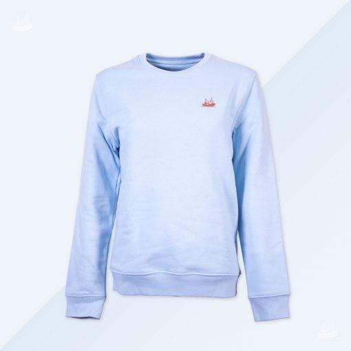 Pullover Unisex Hellblau
