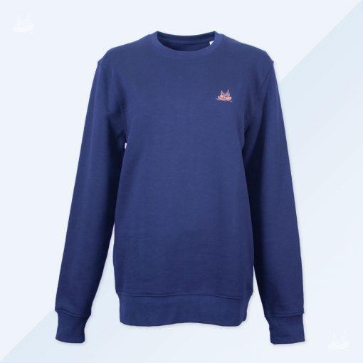 Pullover Unisex Marineblau