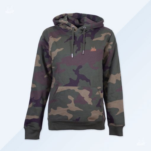 Hoodie Unisex Camouflage
