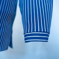 Finkenwerder Fischerhemd Manschette