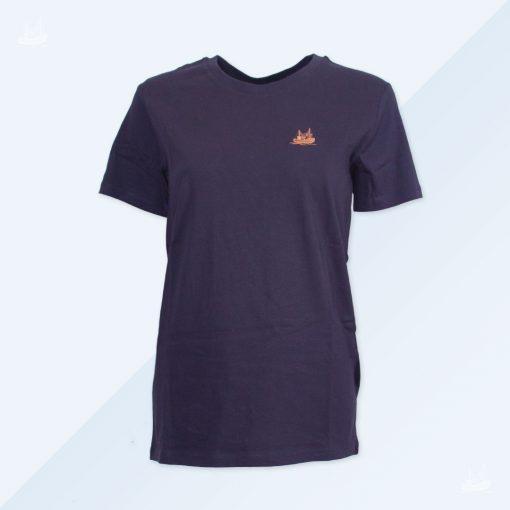 T-Shirt - Men - Schwarz