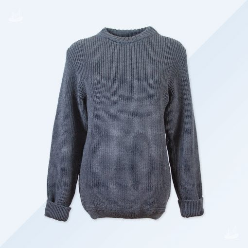 Pullover - Merinowolle - Anthrazit