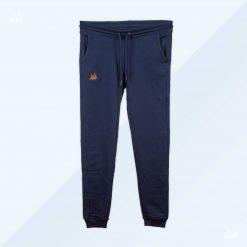 Slim Sweat Pant - Women - Marineblau