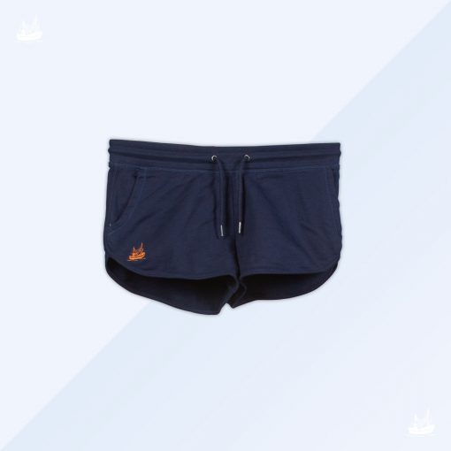 Shorts - Women - Marineblau